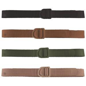 Tru-Spec 24-7 Series Range 100% Nylon Webbing W/ Matching Buckle Belt