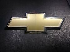 Chevrolet Chevy Impala trunk emblem badge black 00-05 OEM Factory Genuine Stock