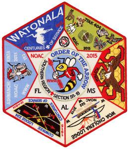 2015-NOAC-Order-of-the-Arrorw-OA-Lodge-169-193-224-322-385-404-Jacket-Flap-Patch