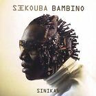Sinikan * by Sekouba Bambino (CD, Dec-2002, Blue Jackel/Lightyear)