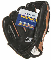 Reebok Leather Left Hand Baseball Glove Vr5000 Srg 10.5