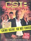 CSI Miami Complete Second Season 0097368862043 With Boti Bliss DVD Region 1