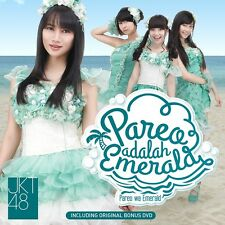 JKT48 Pareo adalah emerald (Pareo wa emerald) (CD+DVD) (Regular Version)