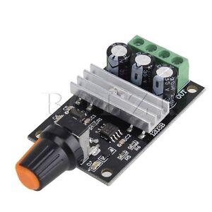 1203b Dc Pulse Width Modulator Pwm Dc Motor Speed
