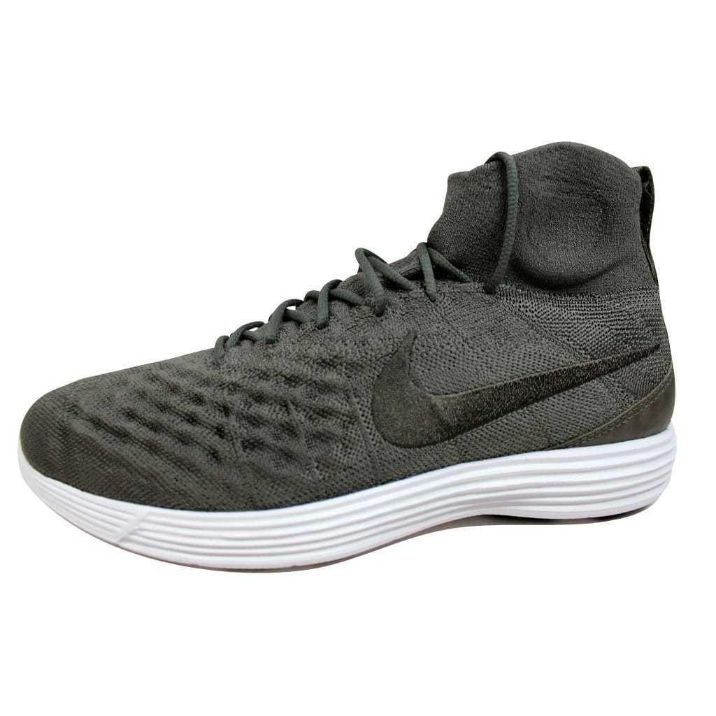 Nike Nike Nike Lunar Magista II 2 Flyknit Cargo Khaki 852614-300 Hommes SZ 10 e96294