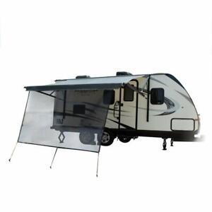 Expedition RV Awning Sun Shade by Eevelle - Black Mesh ...