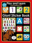 Play and Learn with Wallace: Giant Sticker Book by Roger Priddy (Mixed media product, 2013)