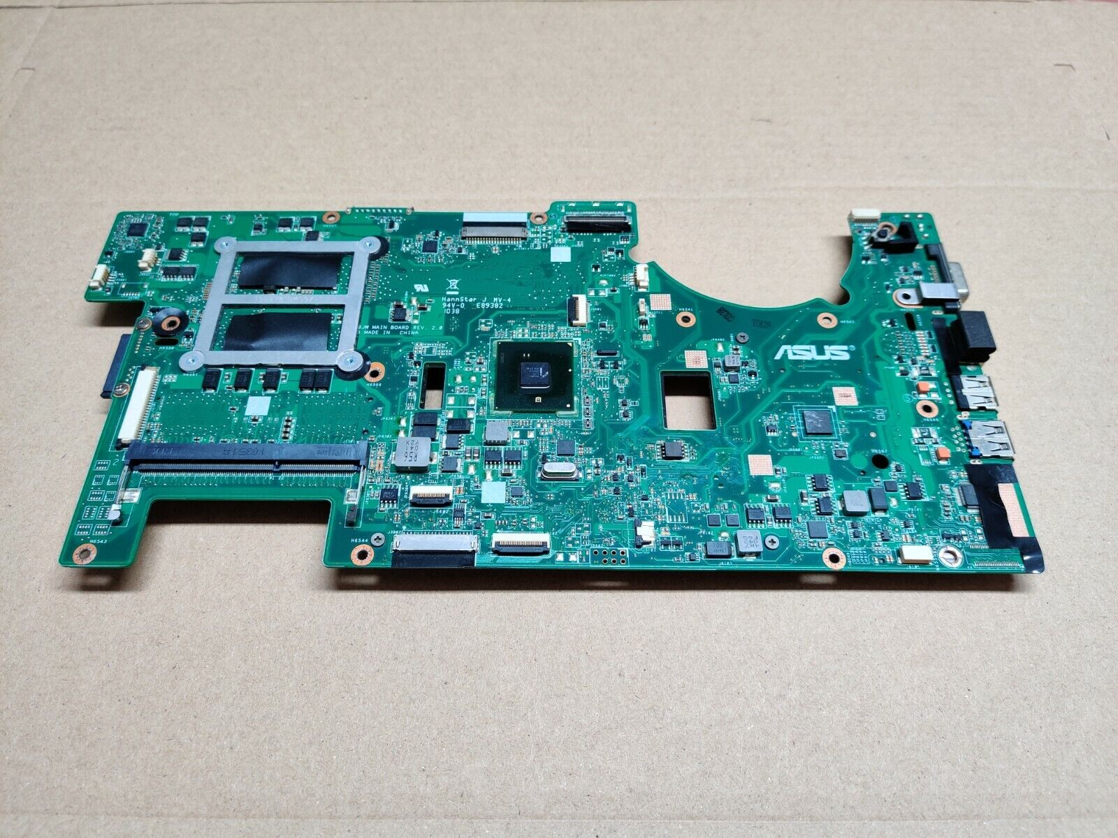 ASUS ROG G73JW Motherboard 60-N0UMB1000-D06 N0AS10444MB0048374