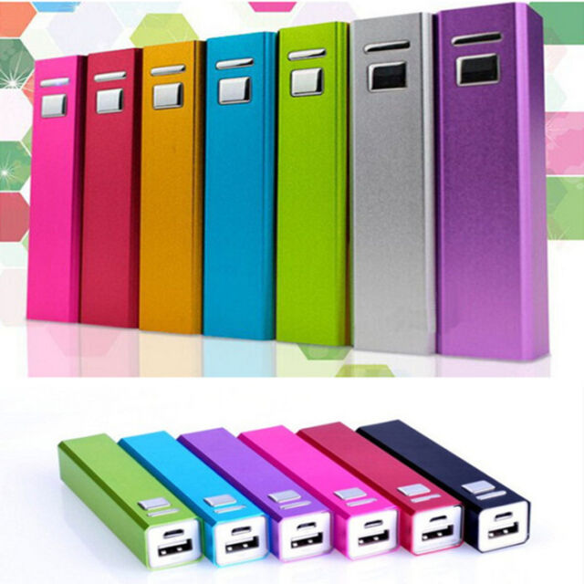 Aluminizing USB 18650 Battery 2600mAh Power Bank Charger DIY Kit for iPhone 5 5S