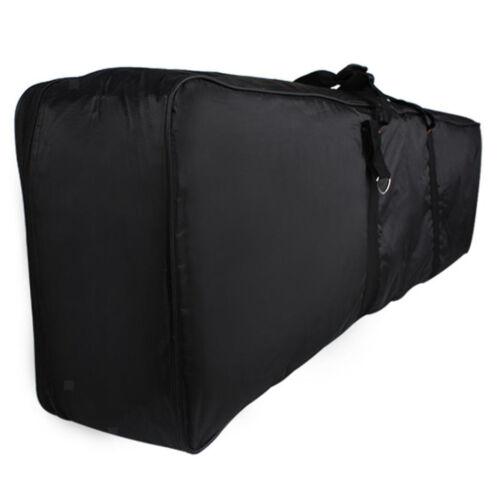 Schwarz 88 Key elektronische Tastaturen Organ Gig Bag Case Durable und