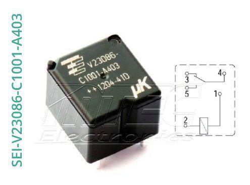 C1001-A403  Ricambio originale TYCO. Rele' V23086