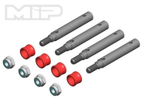 MIP18260 MIP Wide Track Kit 4mm Offset TRX-4 Bronco Defender