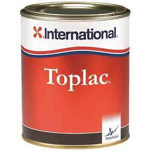 ROCHELLE RED Toplac narrow boat and yacht exterior paint