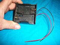 Battery Holder d Size Batteries, 1.5v Volt, D Format, Universal Applications