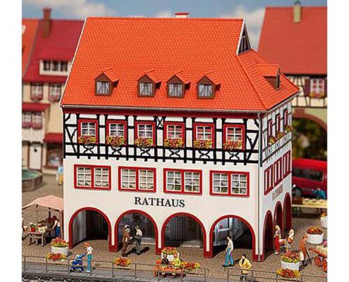 FALLER Town Hall Model Kit III HO Gauge 130491