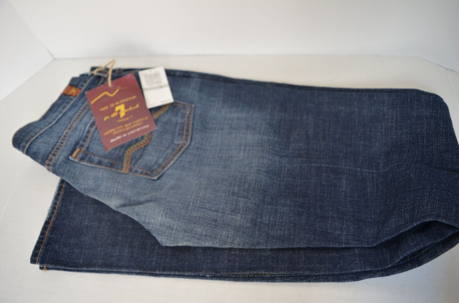7 FOR ALL MANKIND WOMEN'S DENIM JEANS SIZE 27 NWT