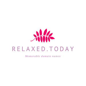 Relaxed-Today-Great-Brandable-Domain-Name-For-Sale