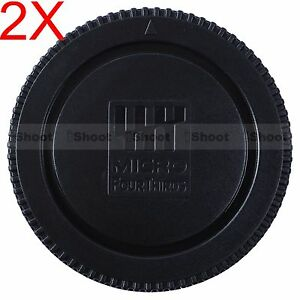 2x-Camera-Body-Cover-Cap-for-Olympus-Micro-Four-Thirds-M4-3-PEN-E-PL3-E-PL5