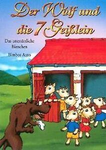 der wolf und die sieben geißlein | dvd | zustand gut | ebay