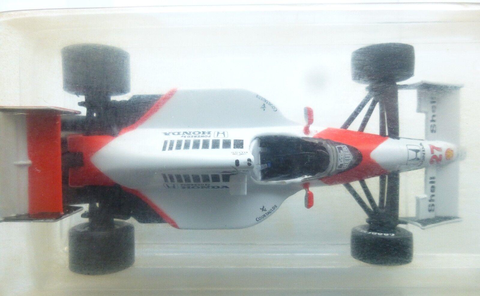 RBA Collectibles Models McLaren MP4 5B Grand Prix Racing Car Die Cast Model