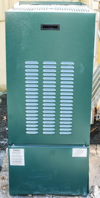 Williamson High Efficiency Upflow Oil Fired Furnace CHB-105-DD-S2-X-W for  sale online | eBay eBay