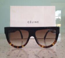 c35b35eee64 item 3 New Celine 41026 Shadow womens Sunglasses Black Tortoise FU55I -New Celine  41026 Shadow womens Sunglasses Black Tortoise FU55I