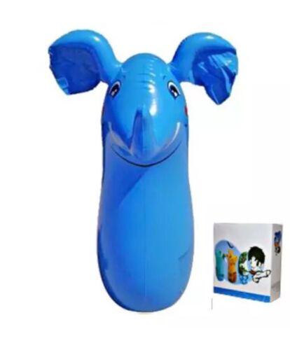 Aufblasbar Up-Inflatable Boxsack für Kinder Fun-High Ballon Spielsachen