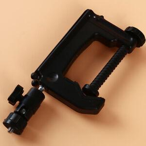 Table-portable-bureau-Clamp-Trepied-pour-camera-camescope-DC-DSLR-W