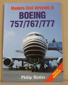 Boeing-757-767-777-Philip-Birtles-Modern-Civil-Aircraft-6-3rd-Ed-NEW-PB