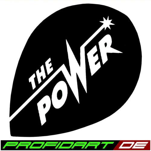 6 UNICORN Dart Flights Flys Flight Flügel Pear Phil Taylor The Power 100 Mikron