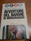 LIBRO AVVENTURE DEL BARONE DI MUNCHHAUSEN DELL'ALBERO 1966 NR 15