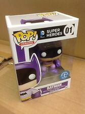 FUNKO POP! Batman Rainbow PURPLE 75th Anniversary #01 Vinyl Figure *Brand New*