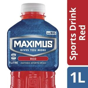 Maximus Red Sports Drink 1L