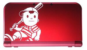 ness earthbound vinyl decal for the new 2015 nintendo 3ds xl ll