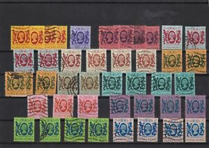 hong kong 1982 used   stamps   ref 7980