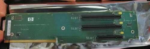 1 of 1 - HP 408786-001 Riser Card 3 x PCI Express HP ProLiant DL380 G5 Server
