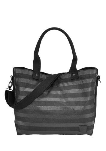 Nixon Guide Courier Bag Black Stripe or Navy Messenger Handle Shoulder Strap