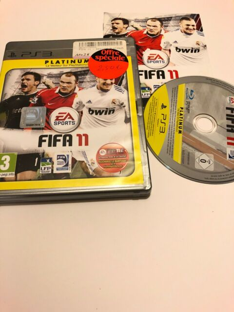 😍 jeu playstation 3 ps3 pal fr fifa 11 2011 football