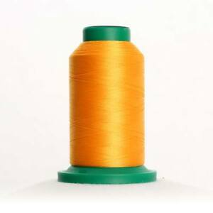 ISACORD-40-Polyester-Machine-Embroidery-Thread-5000m-0702-Papaya