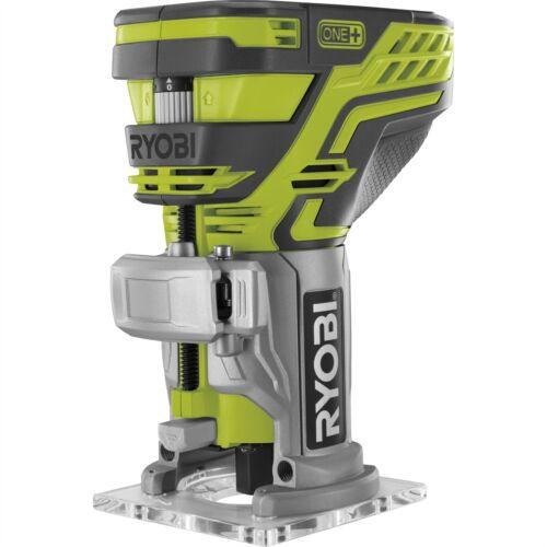 Ryobi One 18V Brushless Motor Trim Router Skin Only