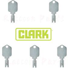 5pcs Clark Forklift Ignition Keys 999584 166