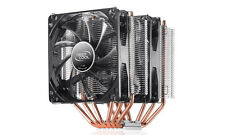 DEEPCOOL NEPTWIN v2 TWIN TOWER CPU Cooler with 6 Heat Pipes & Dual 120mm Fans