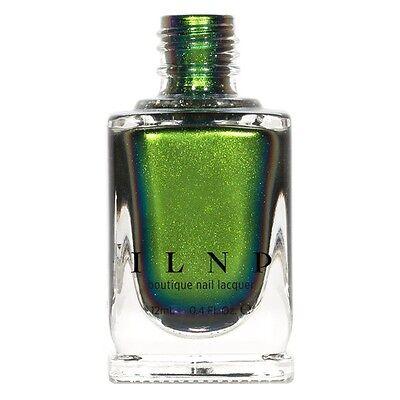 ILNP Reminisce - Green, Blue Color Shifting Ultra Chrome Nail Polish