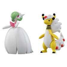 Set of 2 Sealed Pokemon Figures Toys SP-18 Mega Gardevoir/SP-25 Mega Ampharos