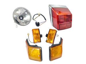 Vespa-Headlight-Tail-Lamp-Indicator-PX-125-150-200-LML-Stella-Speedy-4-Stroke