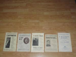 SPARTITO-LOTTO-1920-30-RODOLFO-GIGLIO-GENNARO-PASQUARIELLO-GAETANO-LAMA-MASSA