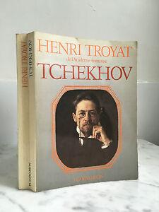 Henri-Troyat-Tschechow-Flammarion-1984