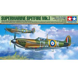 Tamiya-61119-Supermarine-Spitfire-Mk-I-1-48