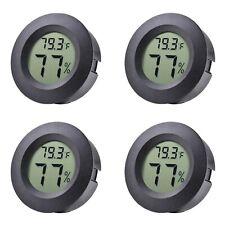 Mini higr/ómetro Temperatura Humedad Medidor Sensor de sonda Term/ómetro Digital LCD Topiky Termohigr/ómetro Digital LCD