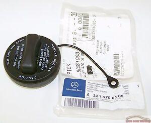 Mercedes benz fuel tank gas filler cap 2214700605 for Mercedes benz gas cap